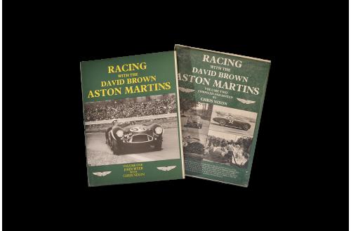 Racing with the David Brown Aston Martins